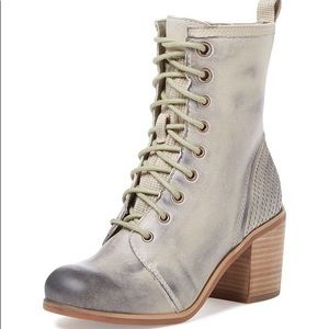 Seychelles Grey Could Be Heeled Combat Boots
